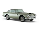 Aston Martin DB4 UK-spec (1958–1961) wallpapers