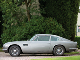 Aston Martin DB6 Vantage UK-spec (1965–1970) pictures