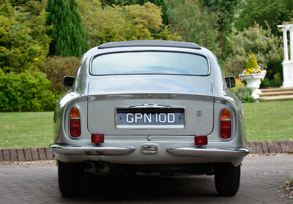 ... / Preview - Aston Martin DB6 Vantage UK-spec (1965–1970) pictures