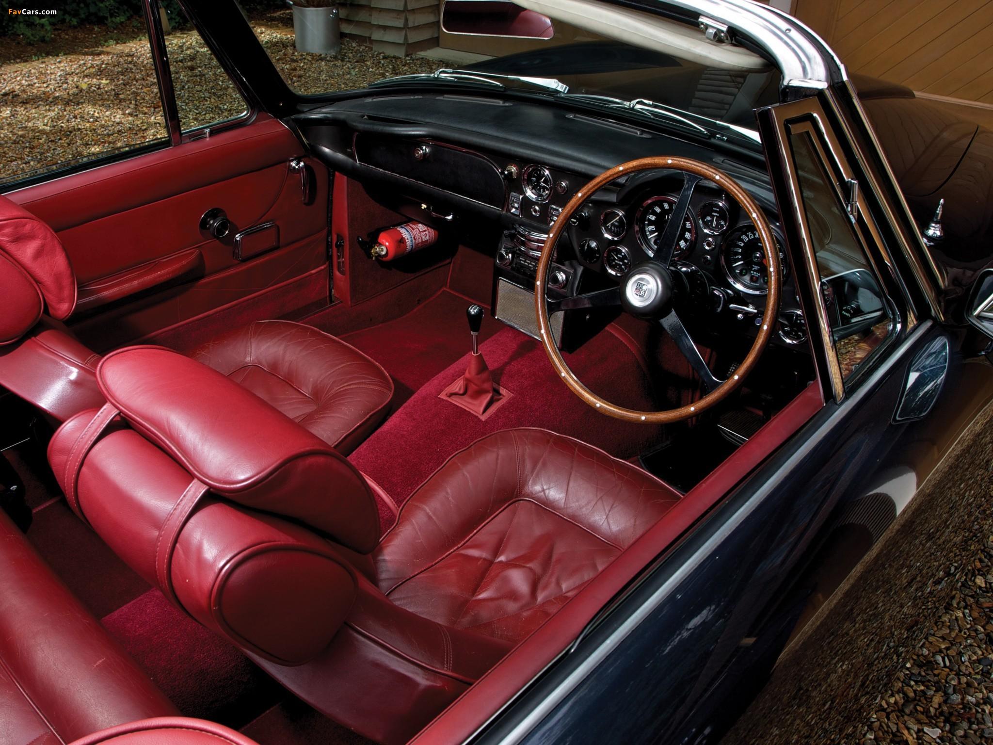 Aston Martin Db6 Volante Uk Spec 1965 1969 Pictures