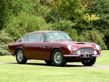 Images of Aston Martin DB6 Vantage UK-spec (1965–1970)