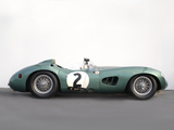 Pictures of Aston Martin DBR1 (1957–1959)