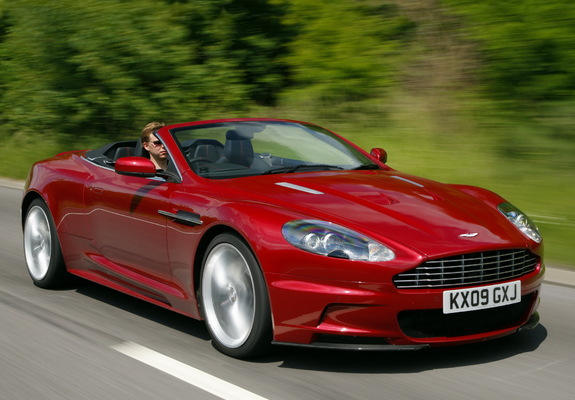 Download / Preview - Aston Martin DBS Volante (2009–2012) images