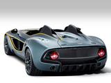 Pictures of Aston Martin CC100 Speedster Concept 2013