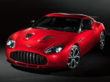 Aston Martin V12 Zagato (2012) wallpapers