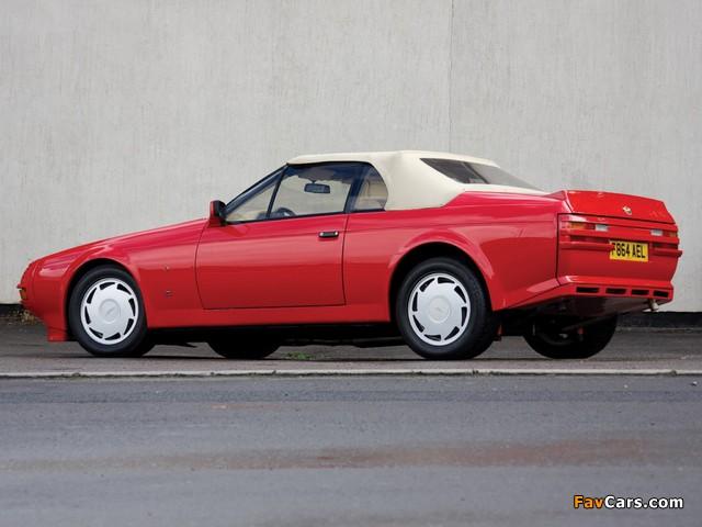 Aston Martin V8 Volante Zagato (1988–1990) photos (640 x 480)