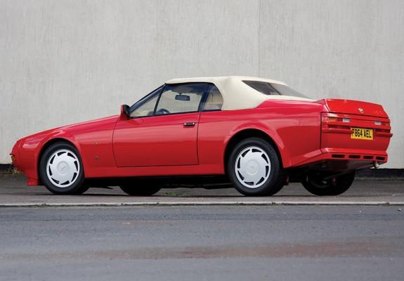 ... / Preview - Aston Martin V8 Volante Zagato (1988–1990) photos