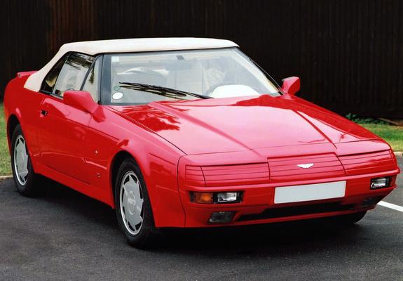 ... / Preview - Aston Martin V8 Volante Zagato (1988–1990) pictures