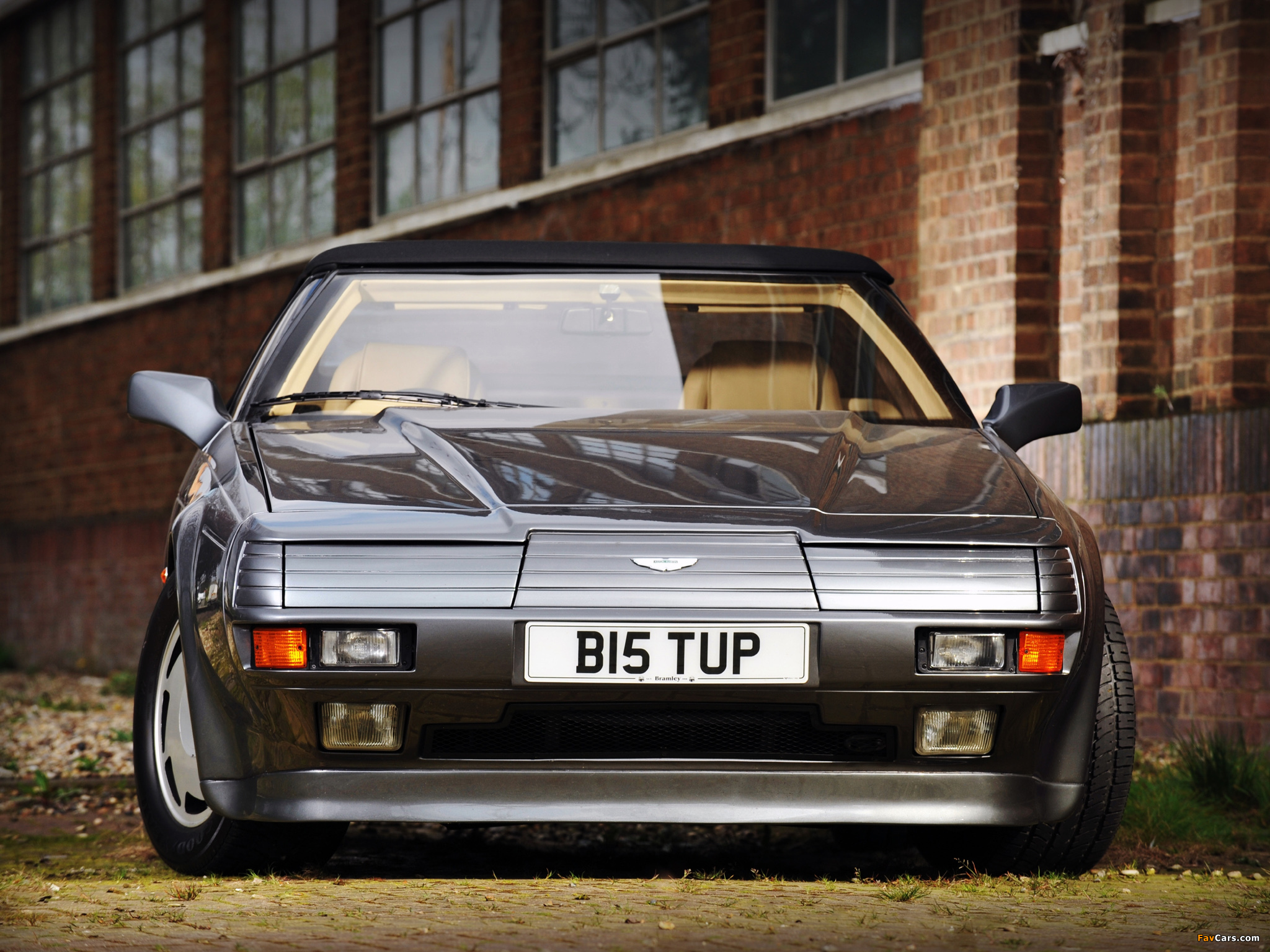 Aston Martin V8 Volante Zagato (1988–1990) photos (2048 x 1536)