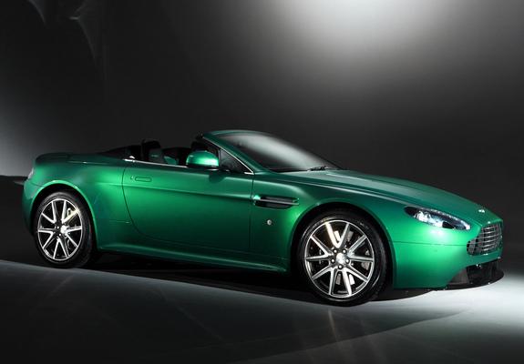 Aston Martin V8 Vantage S Roadster Uk Spec 2011 Pictures