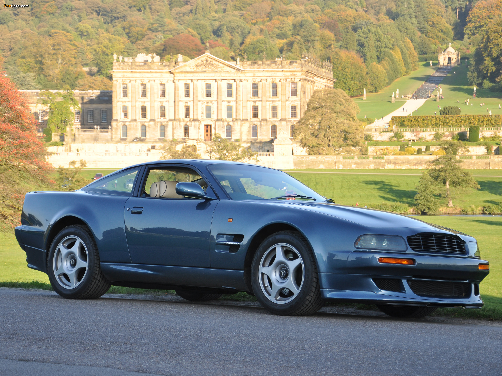 Images Of Aston Martin V8 Vantage V600 1998 2000 2048x1536