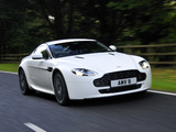 Pictures of Aston Martin V8 Vantage N420 (2010)