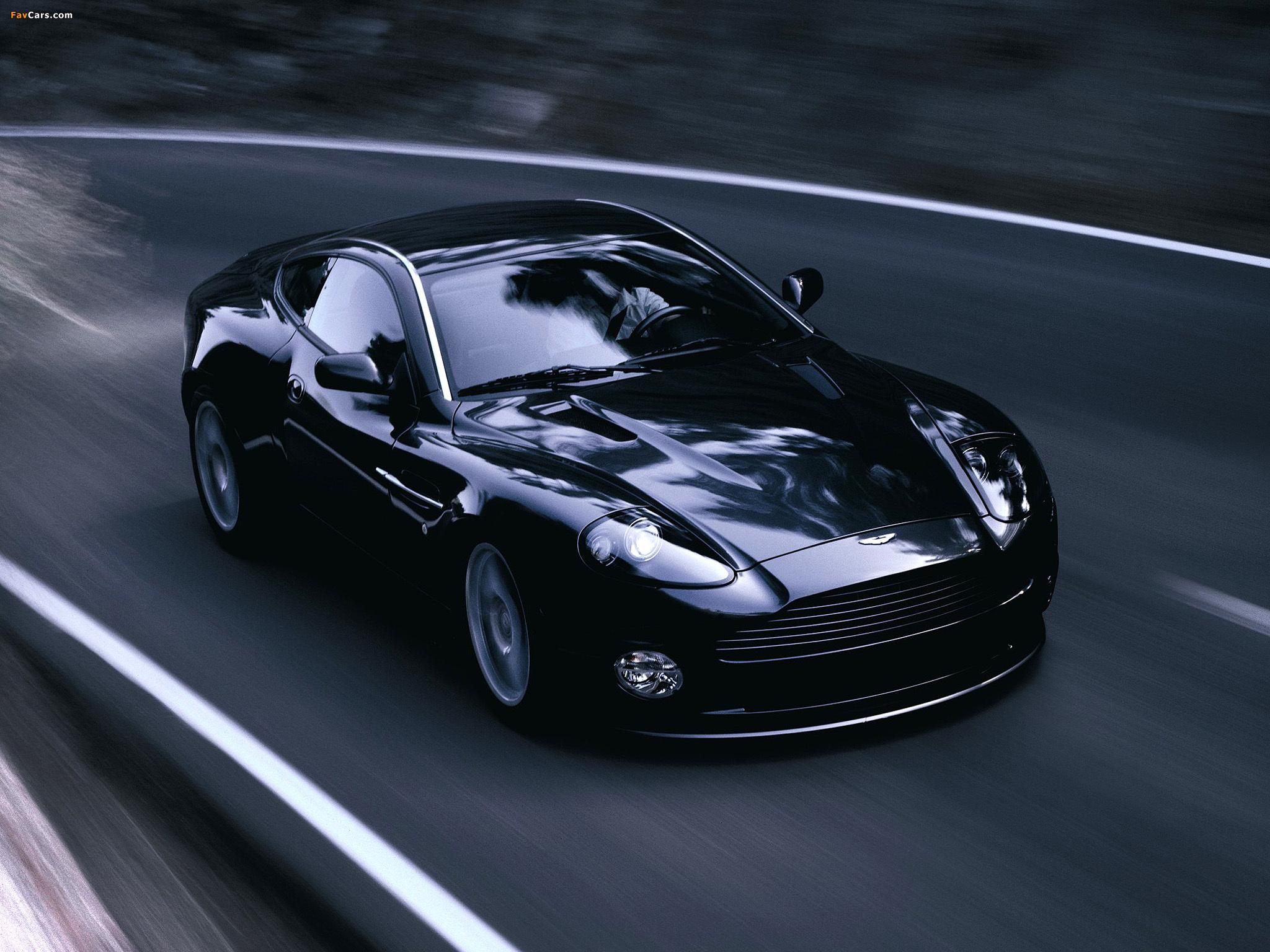Photos of Aston Martin V12 Vanquish S (2004–2007) (2048 x 1536)