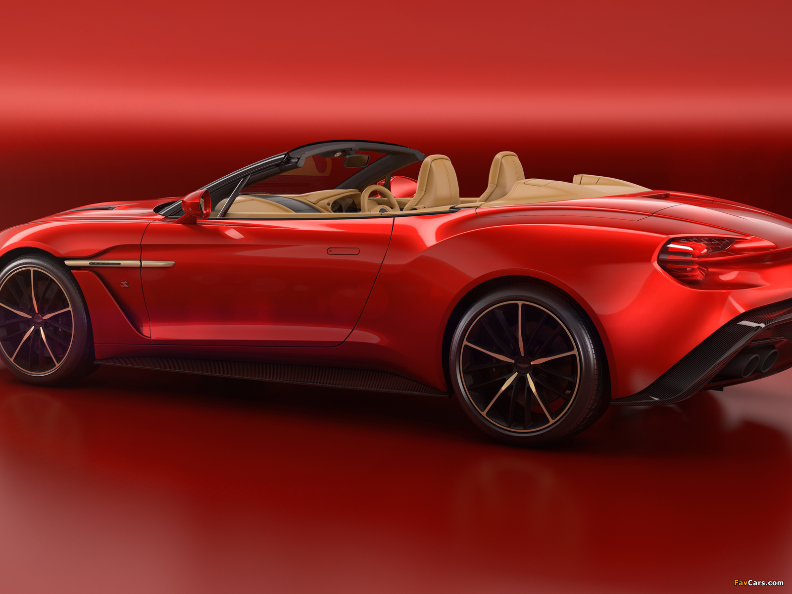 Aston Martin Advertising >> Photos of Aston Martin Vanquish Zagato Volante 2016 (1600x1200)