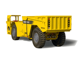 Atlas Copco Minetruck MT2010 photos