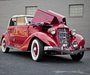 Wallpapers of Auburn 6-653 Phaeton (1935)