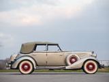 Pictures of Auburn 850 Y Custom Phaeton (1934)
