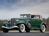 Photos of Auburn Twelve Phaeton Sedan 1250 (1934)