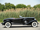 Images of Auburn V12 160A Speedster (1932)
