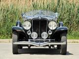 Pictures of Auburn V12 160A Speedster (1932)