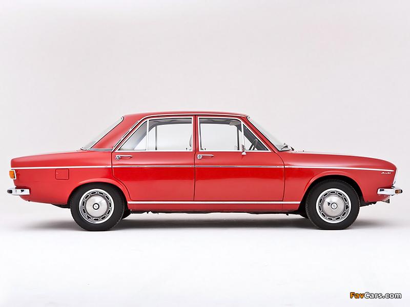 Audi 100 Uk Spec C1 1968 1973 Images 800x600