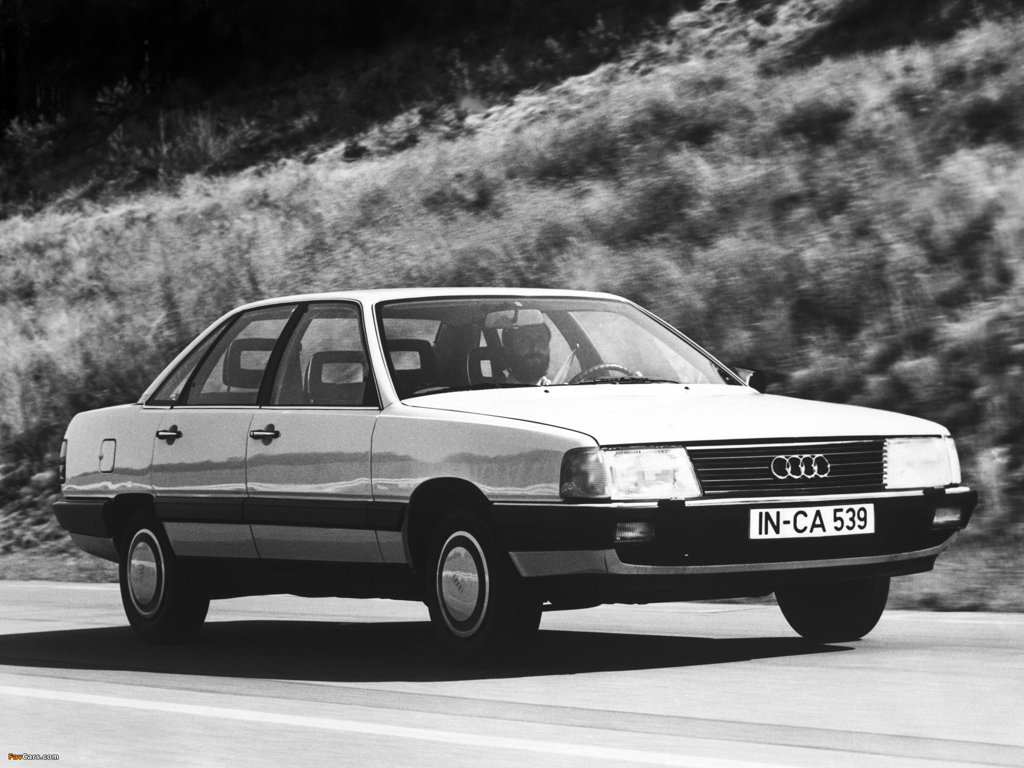 Audi 100 C3 1982 1987 Images 2048x1536