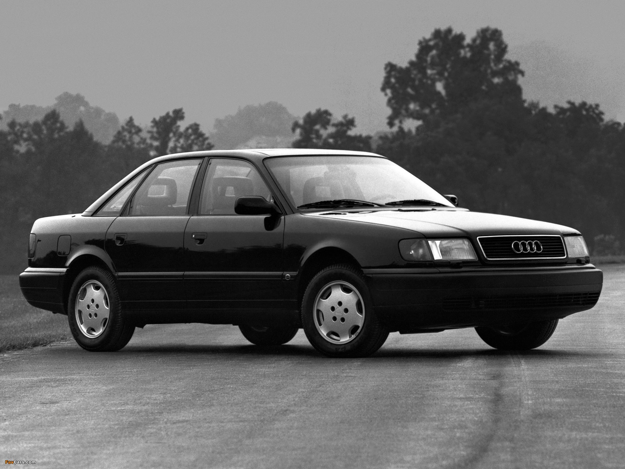 Audi 100 Us Spec 4a C4 1990 1994 Wallpapers 2048x1536