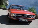 Pictures of Audi 100 Coupe S C1 (1970–1976)