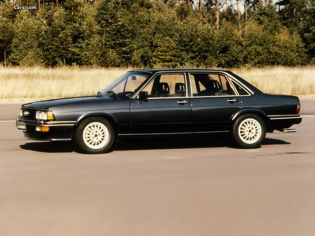 Audi 200 5t 43 1979 1982 Photos 1024x768