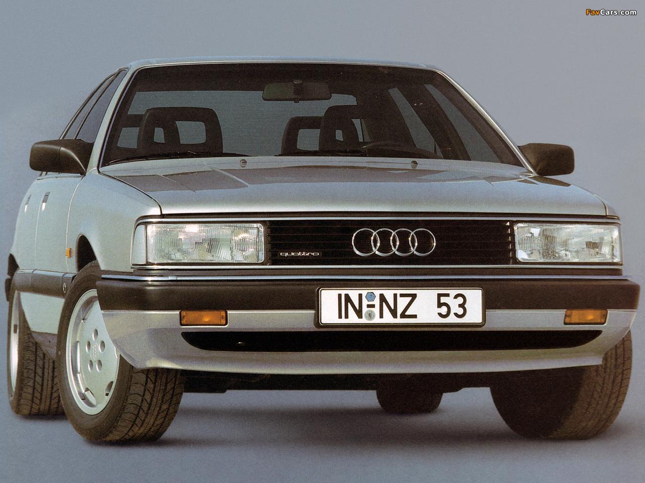 Audi 200 Quattro 44 44q 1988 1991 Wallpapers 1280x960