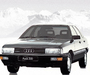 Photos of Audi 200 quattro 44,44Q (1983–1987)