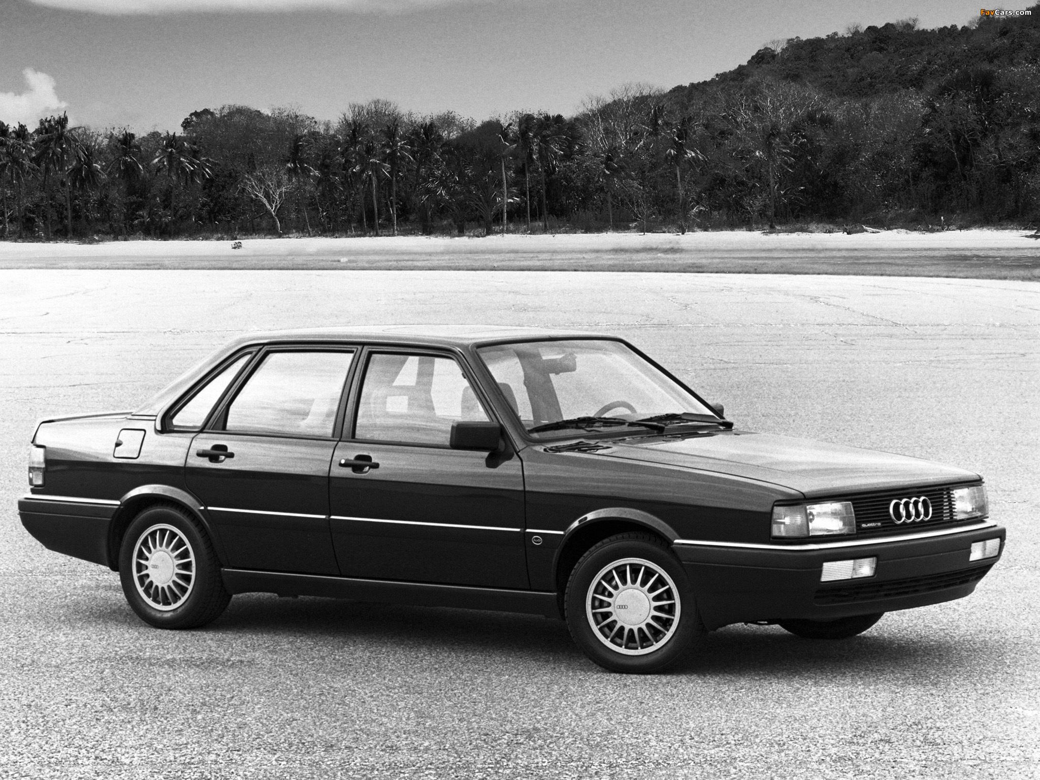 Wallpapers Of Audi 4000cs Quattro 1985 1987 2048x1536