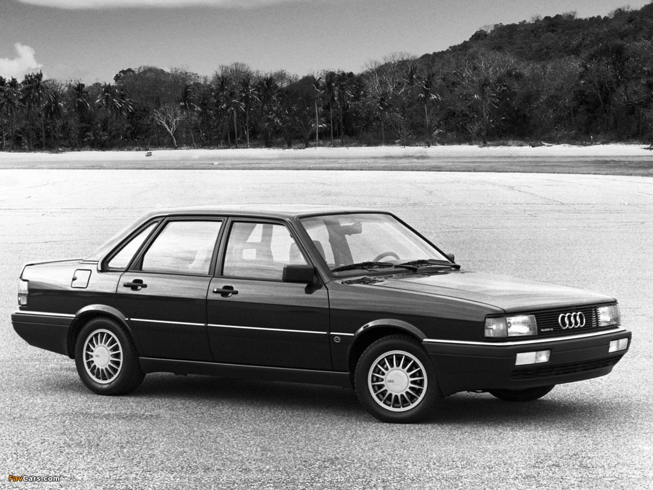 Wallpapers Of Audi 4000cs Quattro 1985 1987 1280x960