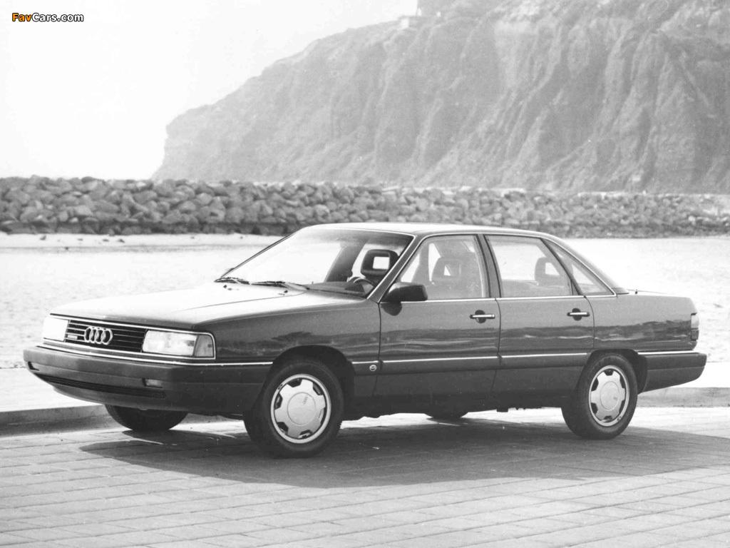Photos Of Audi 5000cs Quattro 44 44q 1986 1988 1024x768