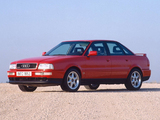 Audi 80 quattro Competition 8C,B4 (1994) pictures