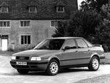 Images of Audi 80 UK-spec 8C,B4 (1991–1994)