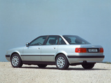 Photos of Audi 80 8C,B4 (1991–1994)