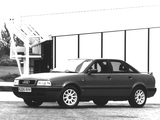 Photos of Audi 80 UK-spec 8C,B4 (1991–1994)