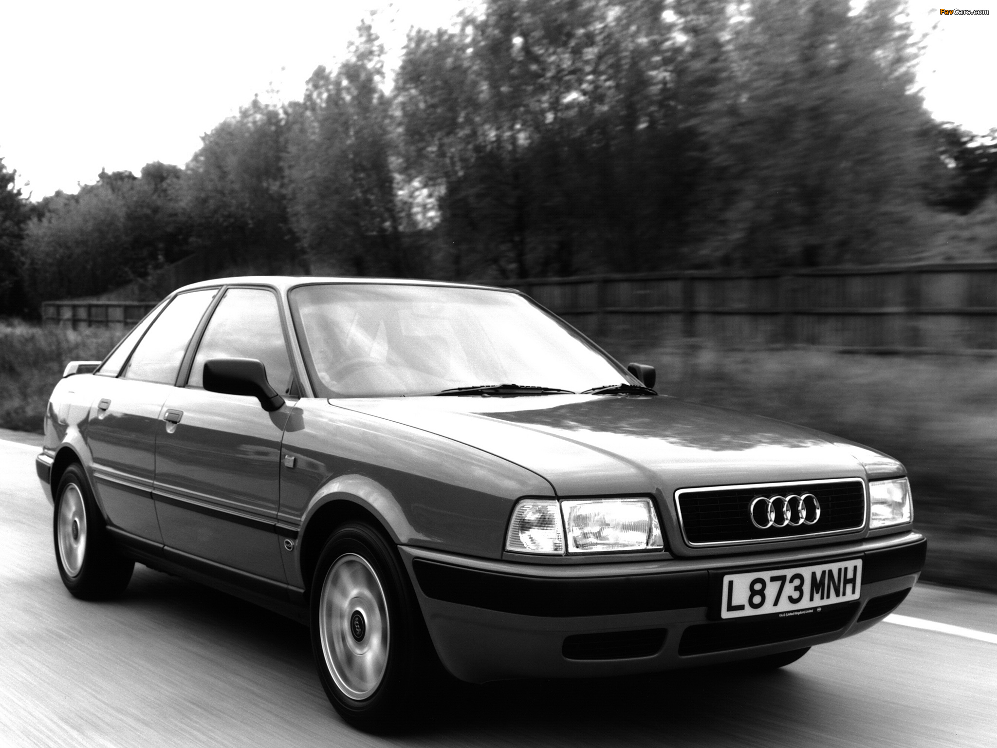 Wallpapers Of Audi 80 Uk Spec 8c B4 1991 1994 2048x1536
