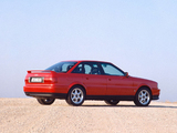 Audi 80 quattro Competition 8C,B4 (1994) wallpapers
