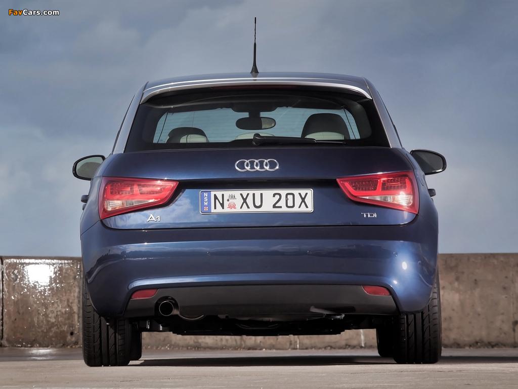 Images Of Audi A1 Sportback Tdi Au Spec 8x 2012 1024x768