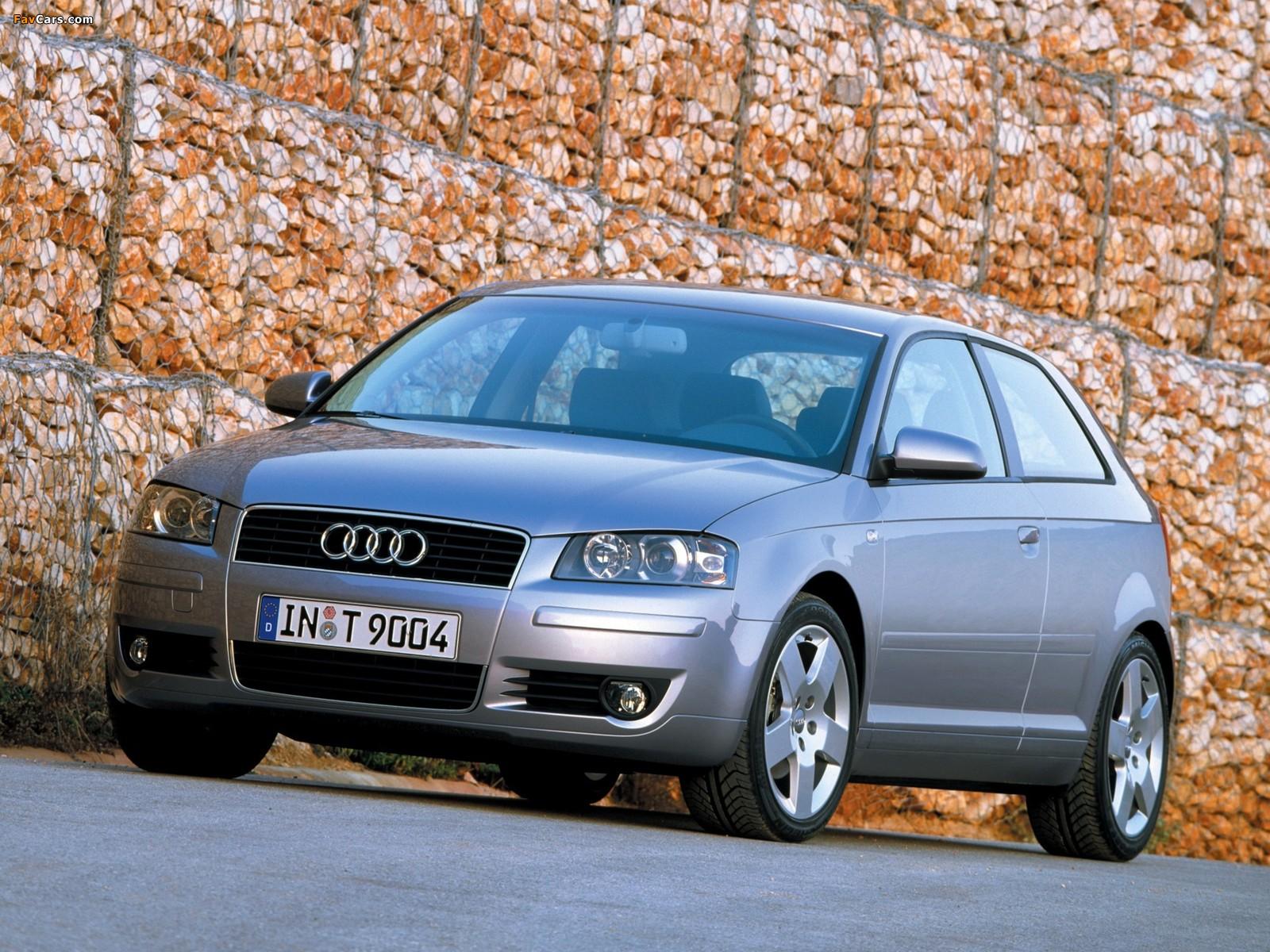 Audi A3 2 0 Tdi 8p 2003 2005 Images 1600x1200