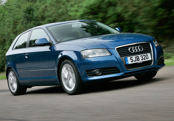 Audi 3 0 T >> Audi A3 2.0T UK-spec 8P (2008–2010) images (1280x960)