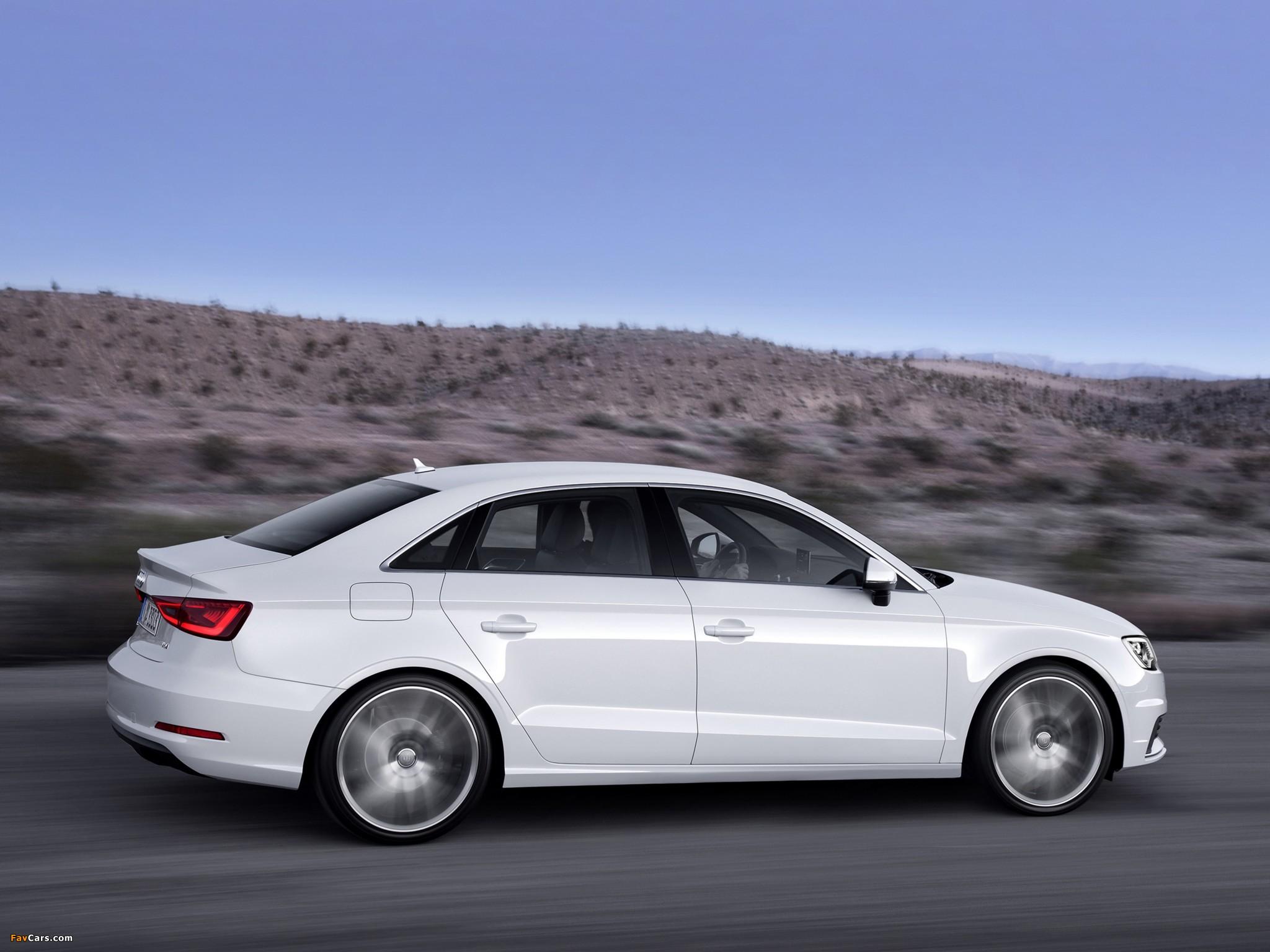 Audi A3 Sedan 2 0 Tdi 8v 2013 Pictures 2048x1536