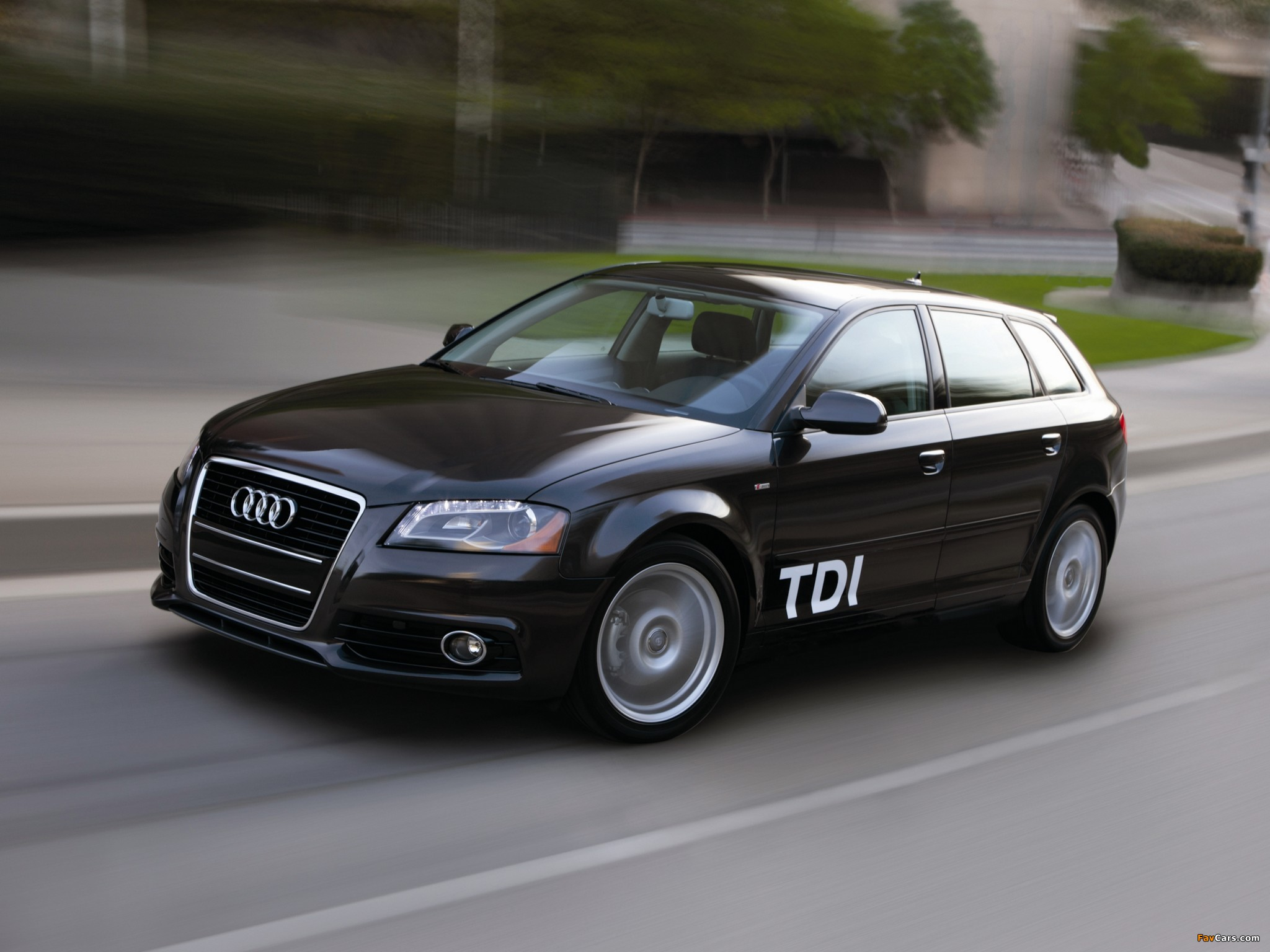 images of audi a3 sportback tdi clean diesel 8pa 2009 2010 2048x1536. Black Bedroom Furniture Sets. Home Design Ideas