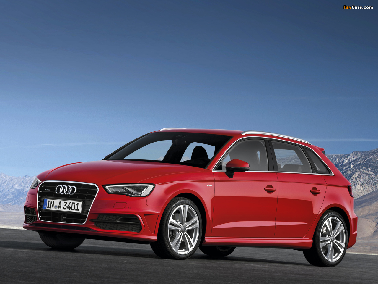 Pictures Of Audi A3 Sportback 2 0t S Line Quattro 8v 2012