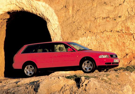 Audi A4 2 4 Avant B5 8d 1997 2001 Photos 800x600