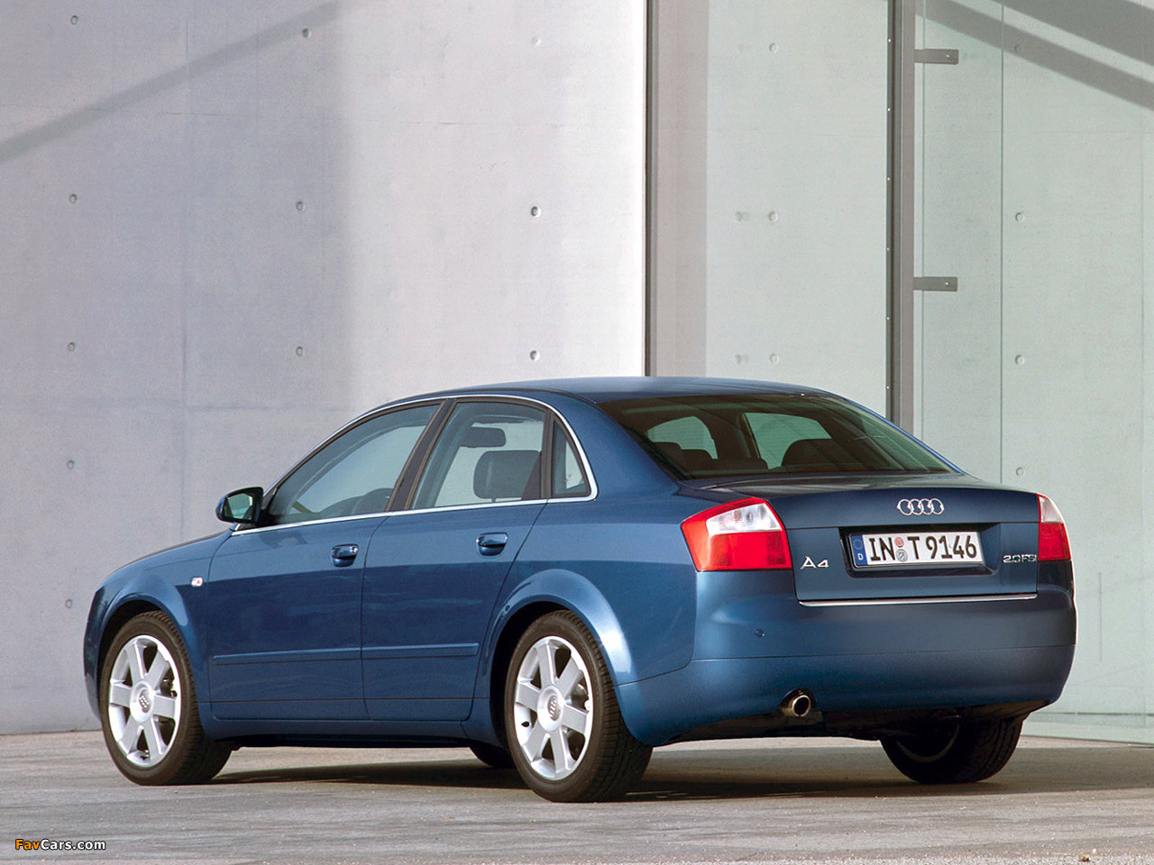 2002 Audi A4 Reviews and Rating | Motortrend