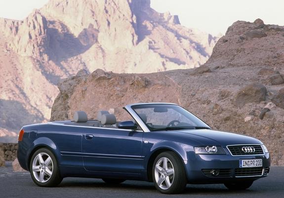 audi a4 3 0 cabrio b6 8h 2001 2005 images 2048x1536. Black Bedroom Furniture Sets. Home Design Ideas