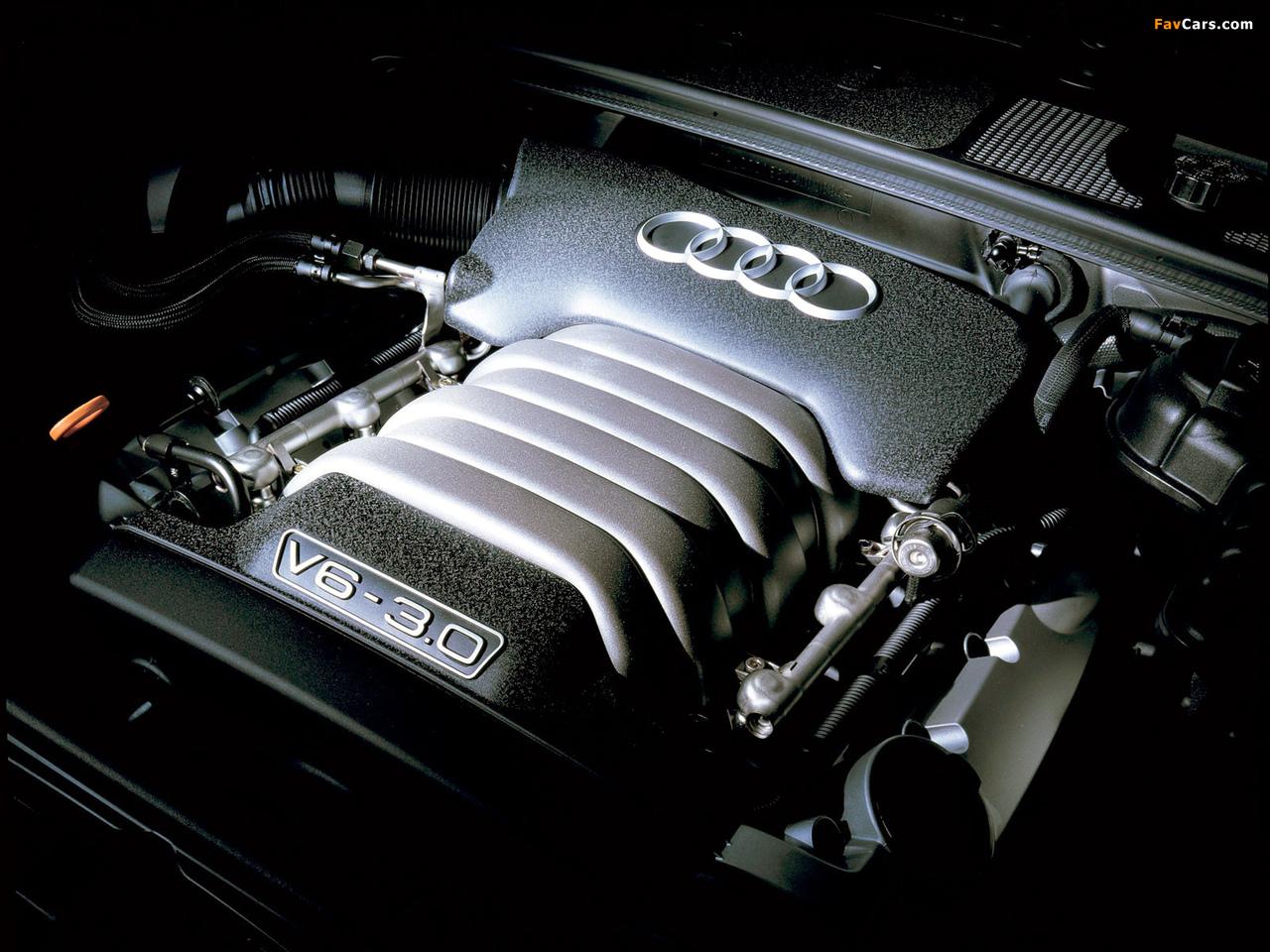 Audi A4 3 0 Quattro Avant B6 8e 2001 2004 Photos 1280x960